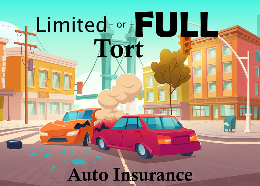 Should I get Limited or Full Tort with my car insurance?